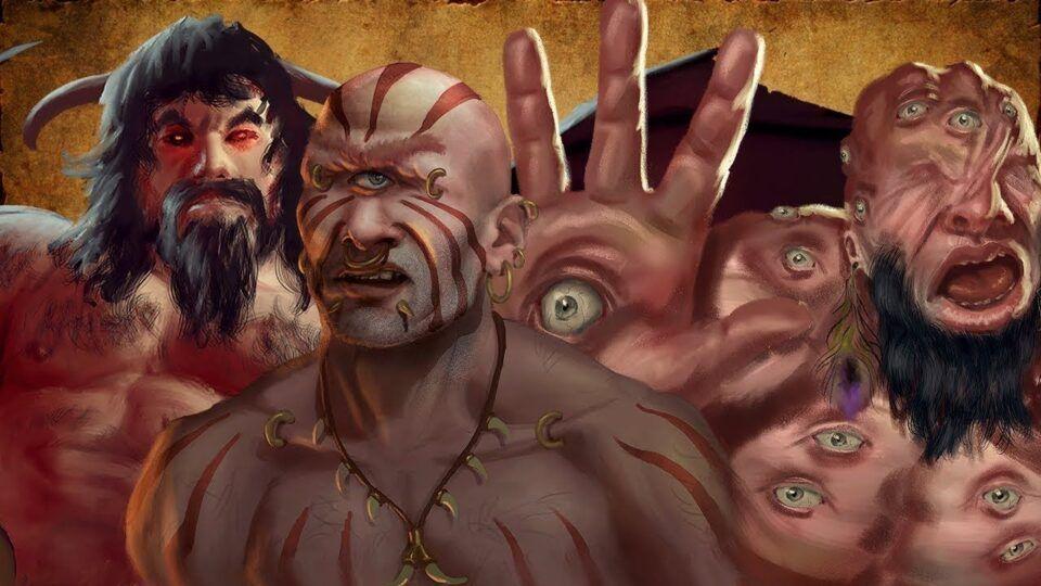 Gigantes da Mitologia Grega, quem são? Origem e principais batalhas
