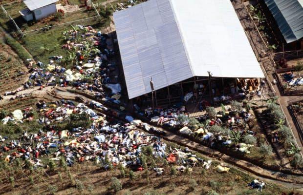 Jim Jones - o líder da seita que fez o maior suicídio em massa do mundo