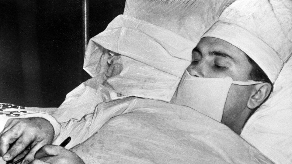 Leonid Rogozov – O famoso médico russo que operou a si mesmo