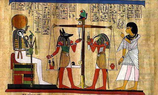 Livro dos Mortos - história dos textos funerários do Egito