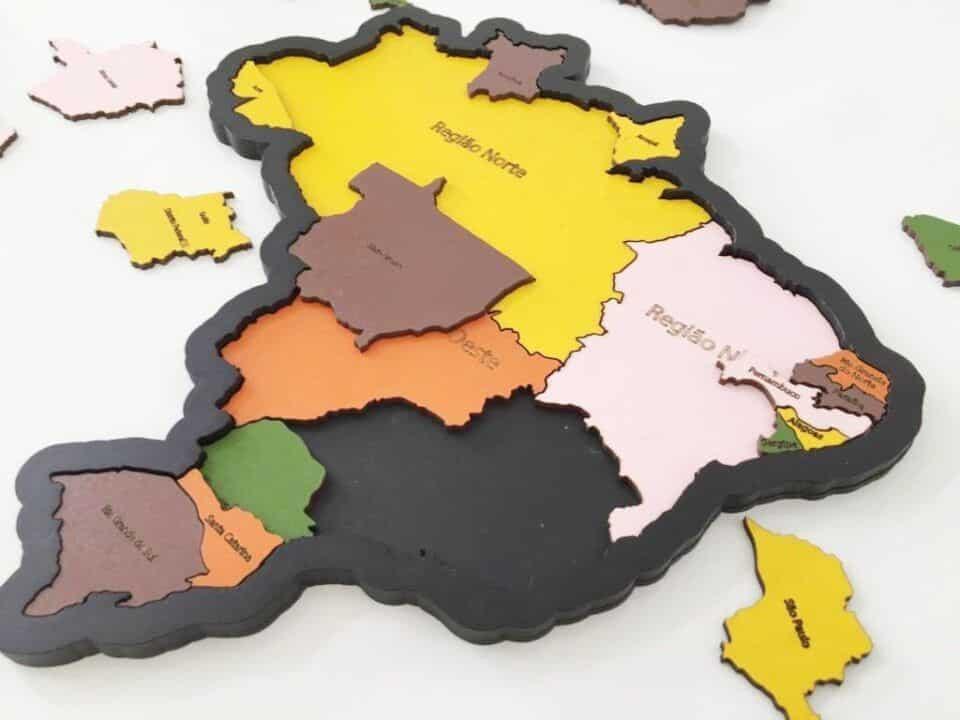 Maiores estados do Brasil – 12 maiores territórios dentro do país