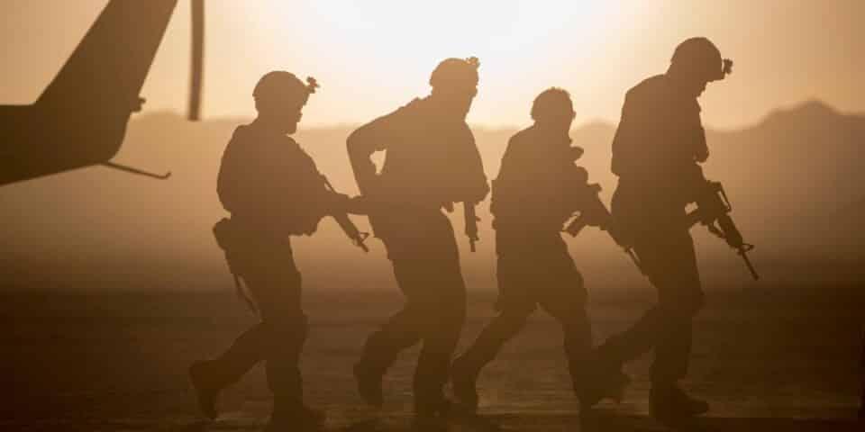 Maiores exércitos do mundo – Ranking por número de militares em cada um