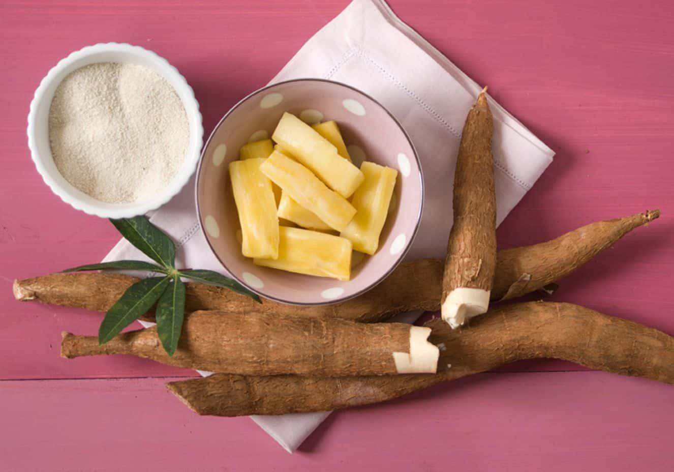 Mandioca - principais benefícios do ingrediente na dieta e na saúde