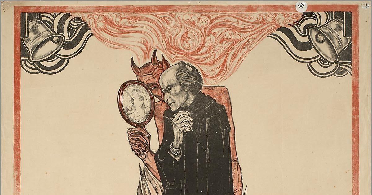 Mefistófeles - história do diabo manifestação do Mal que desafiou Fausto