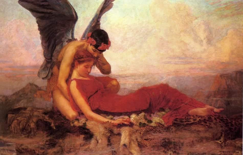 Morfeu - história, características e lendas do deus do sonho