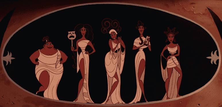 Musas da mitologia grega – Origem e história das 9 divindades