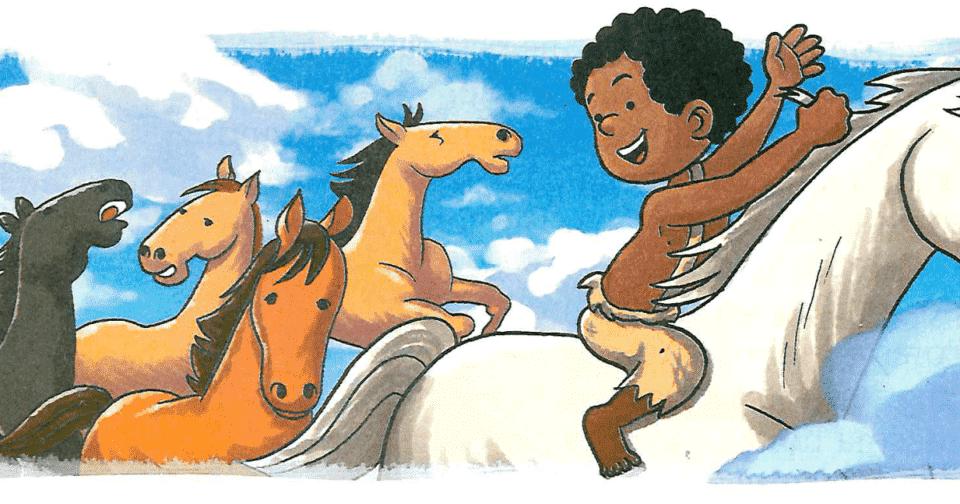 Negrinho do pastoreio, uma das lendas brasileiras mais populares