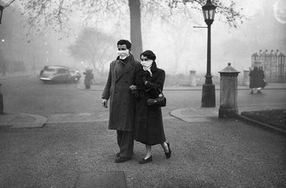 Nevoeiro de Londres - o que foi e como esse fenômeno aconteceu?