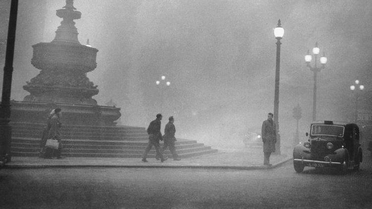 Nevoeiro de Londres, o que foi? Como esse fenômeno aconteceu