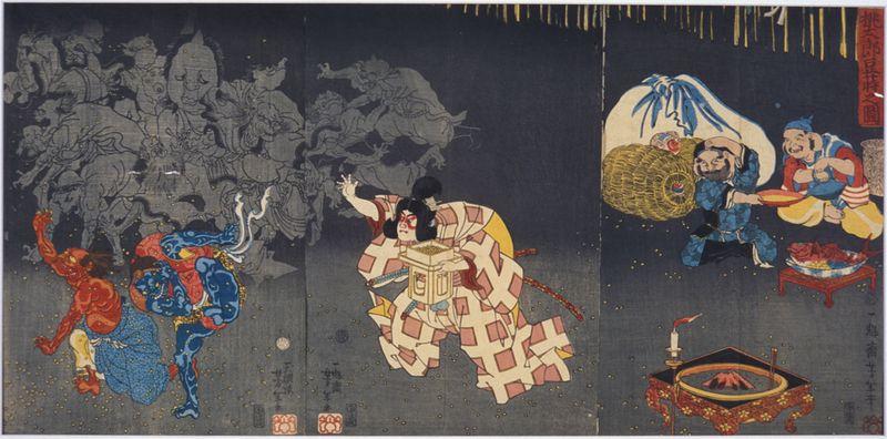 Oni - origem, curiosidades e lendas sobre os demônios japoneses