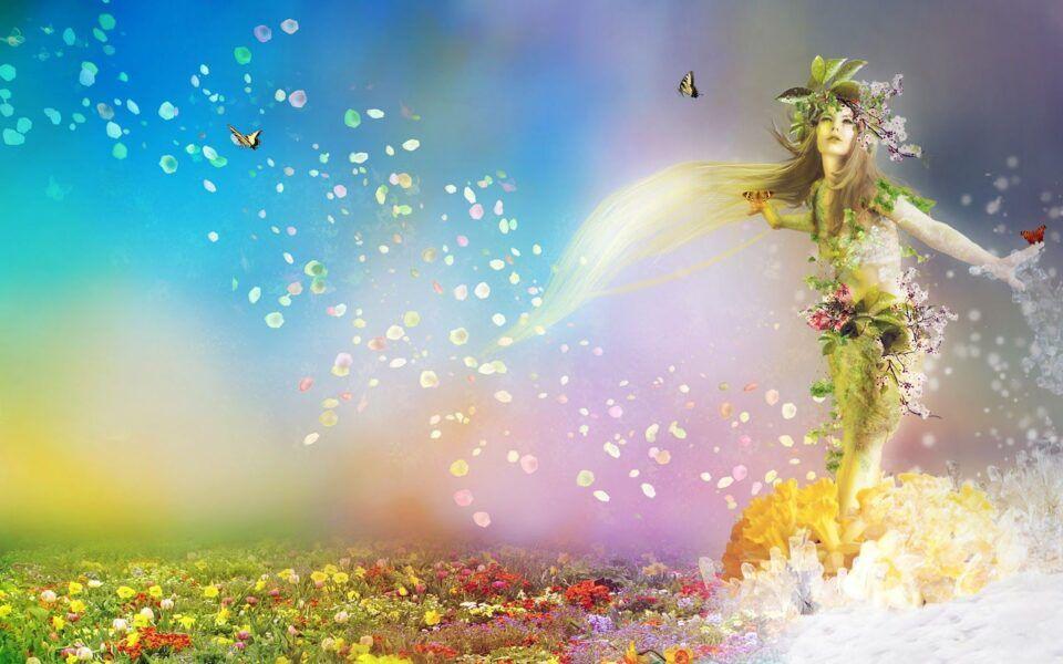 Ostara – História e curiosidades sobre a deusa da primavera