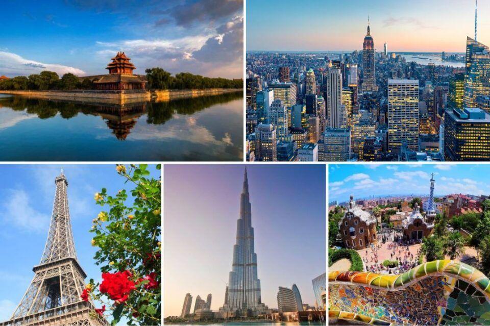 Países mais visitados do mundo – Onde ficam e principais atrativos