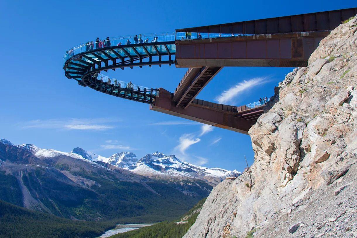 Pontes de vidro - conheça 9 construções curiosas ao redor do mundo