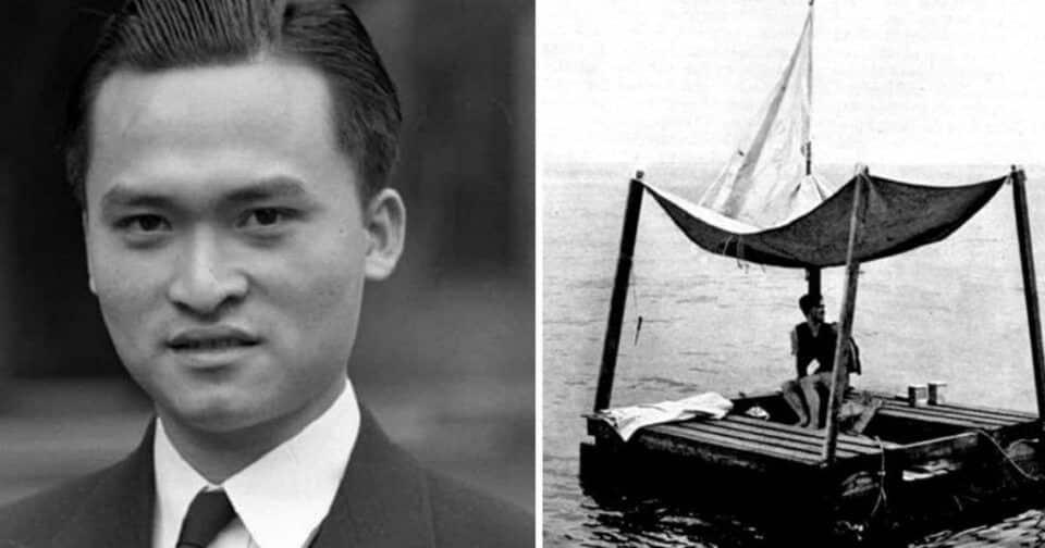 Poon Lim – Conheça o marinheiro chinês que sobreviveu 133 dias no mar