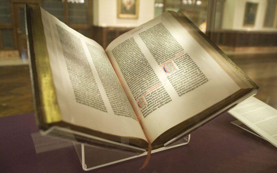 Primeiro livro impresso do mundo – História e importância de sua criação