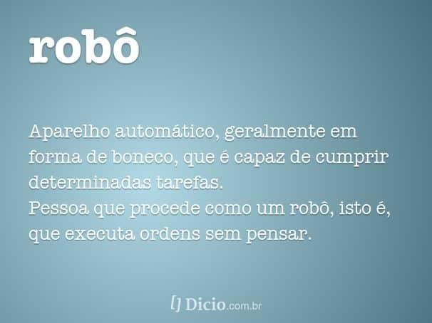 Robô, o que é? Origem, significado e representações na cultura