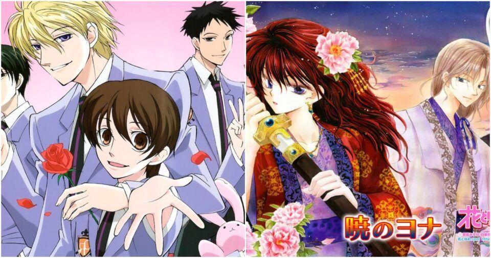 Shoujo – Os melhores e mais populares animes de todos os tempos