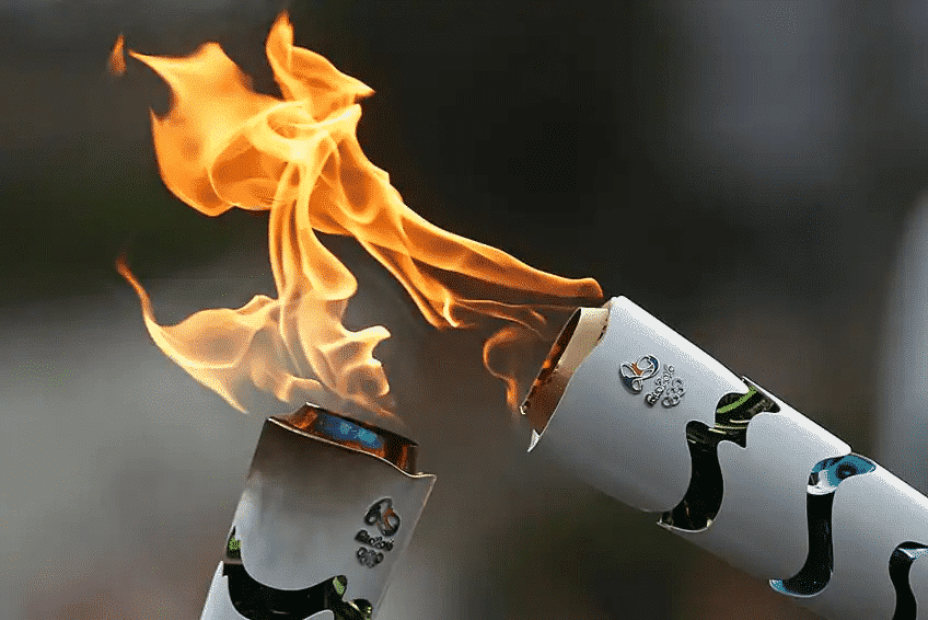 Tocha Olímpica - origem, significado do símbolo das Olímpiadas