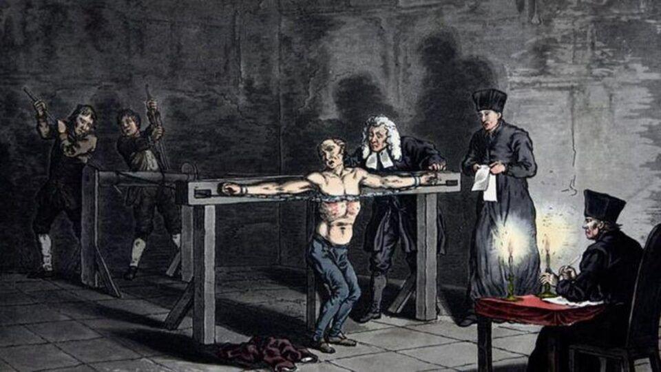 Torturas Medievais – 22 técnicas assustadoras usadas na Idade Média