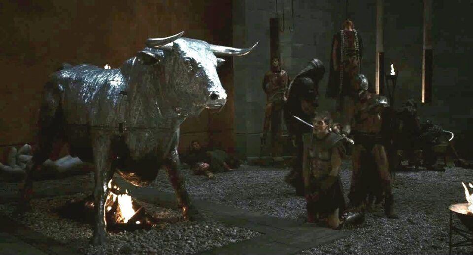 Touro de Bronze – História da máquina de tortura e execução de Fálaris