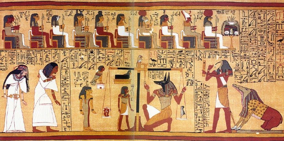Tribunal de Osíris – História do julgamento egípcio no além-vida