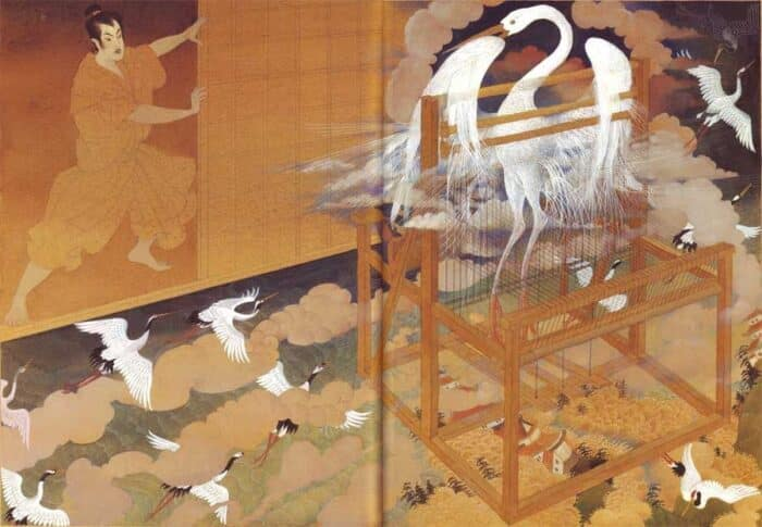 Tsuru: simbolismo e significado do pássaro na tradição japonesa