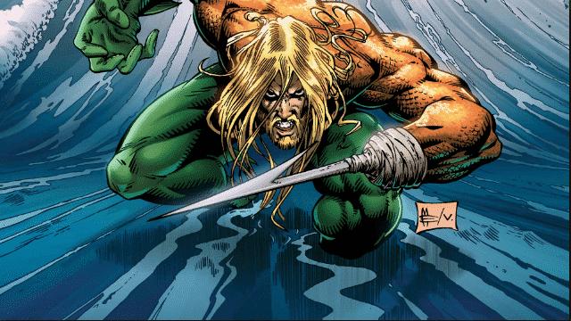 Aquaman - história e evolução do personagem nos quadrinhos