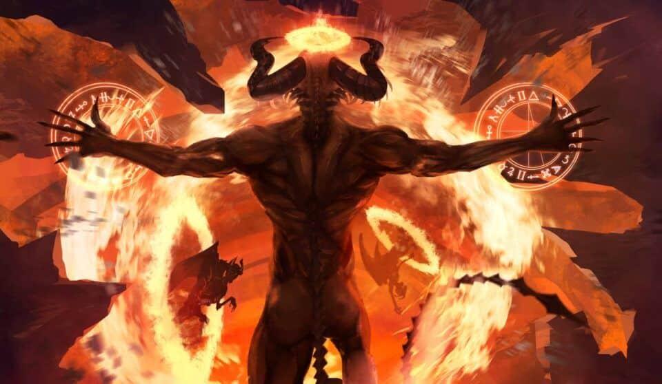 Asmodeus – Origem e lendas sobre o rei dos demônios