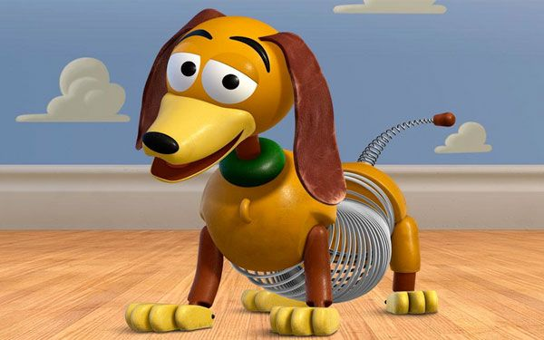 Cachorros de desenho animado - raças dos cães famosos das animações