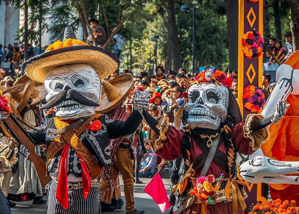 Caveira mexicana - origem, significado e atribuições desse símbolo