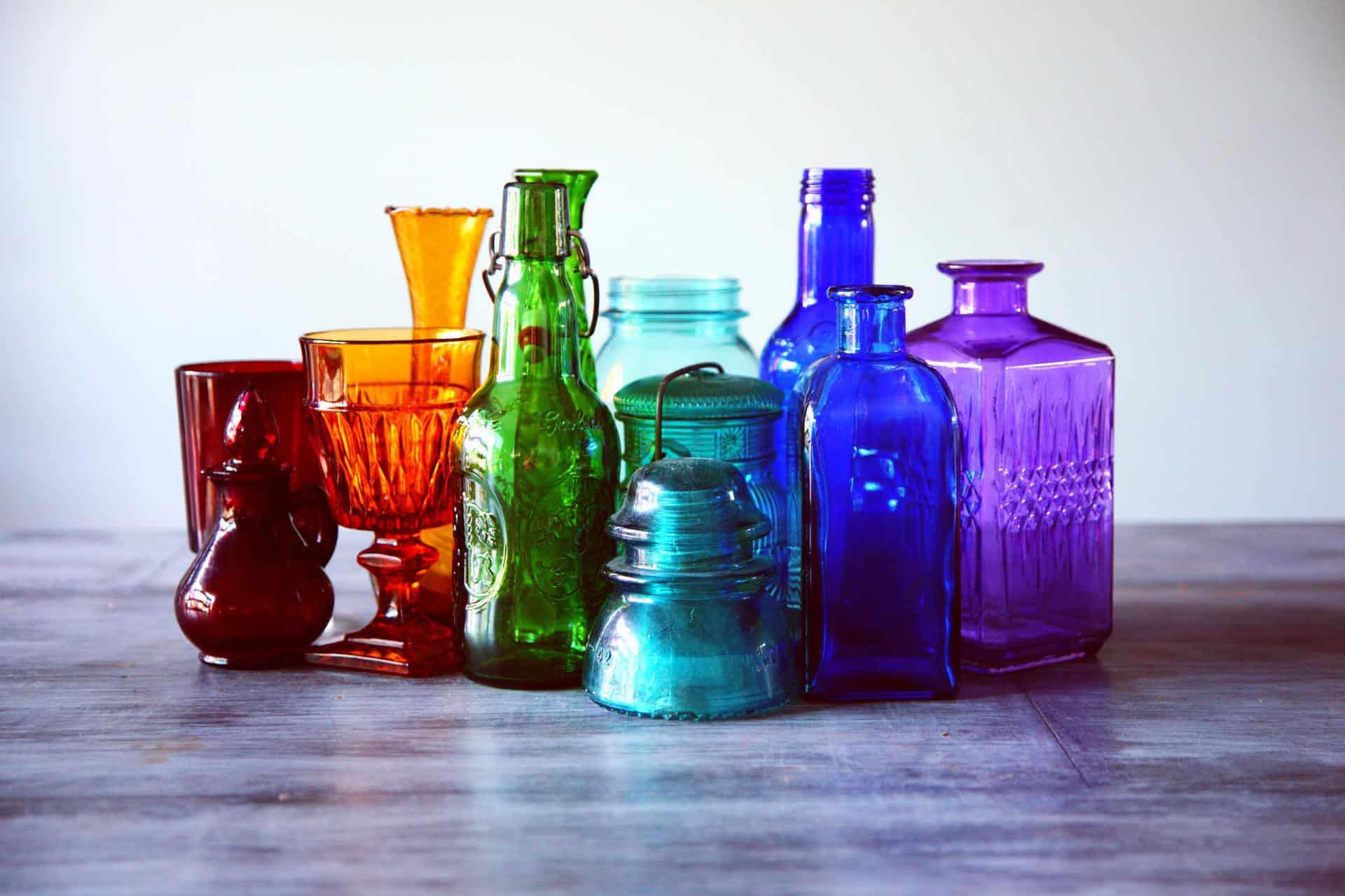 Como é feito o vidro: história, processo e reciclagem