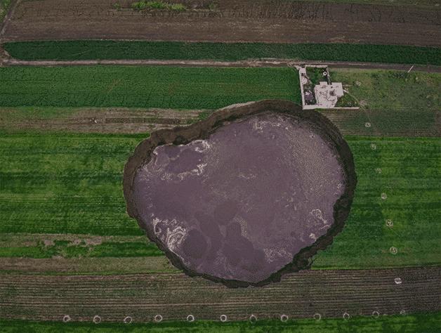 Cratera do México: origem do buraco em crescimento