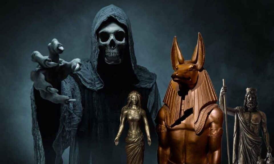 Deuses do submundo – 15 figuras mitológicas de diferentes culturas