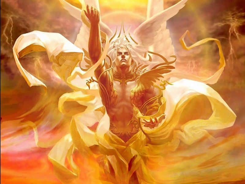 Éter, quem é? Origem e simbologia do deus primordial do céu