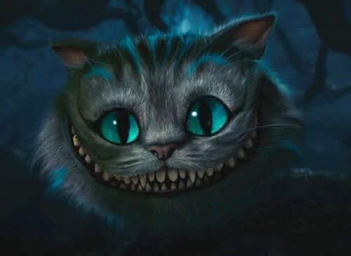 Gato de Chesire, quem é? História, simbologia e realismo