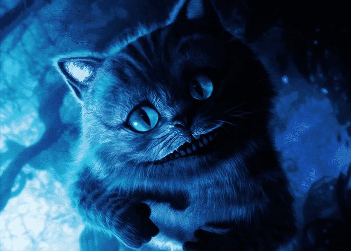Gato de Chesire, quem é? História, simbologia e realismo do personagem