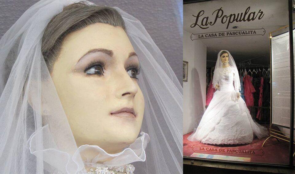 La Pascualita, quem é? História da noiva cadáver do México