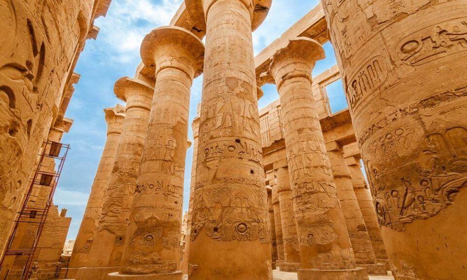 """Luxor, a """"cidade perdida"""" do Egito Antigo de 3.000 anos"""