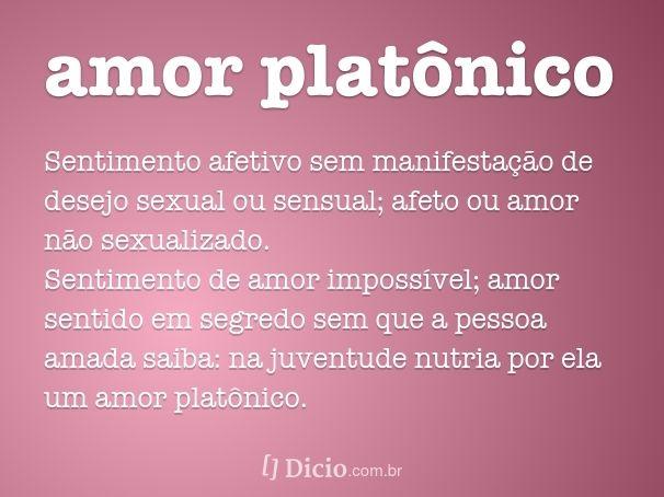 O que é amor platônico? Entenda a origem e o significado do termo