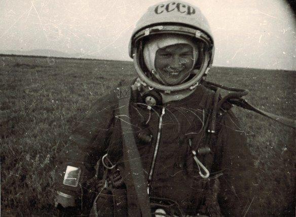 Primeira mulher no espaço - a história da russa Valentina Tereshkova