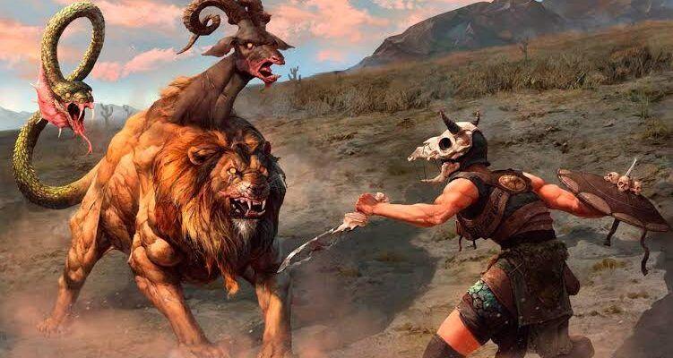 Quimera - origem, história e simbologia desse monstro mitológico