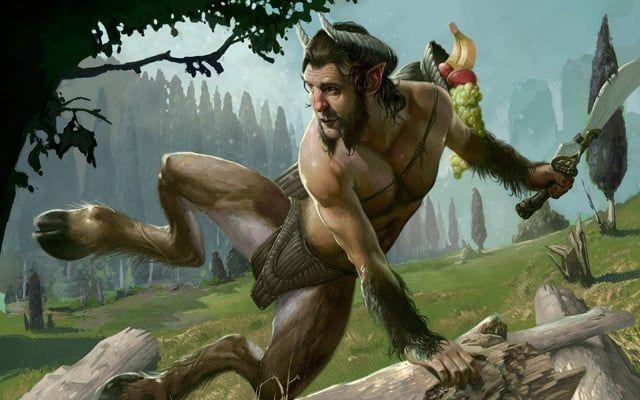 Sátiros – Origem e simbologia das criaturas mitológicas