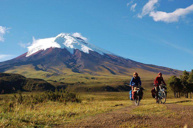 Fotografia de um gigante no Equador