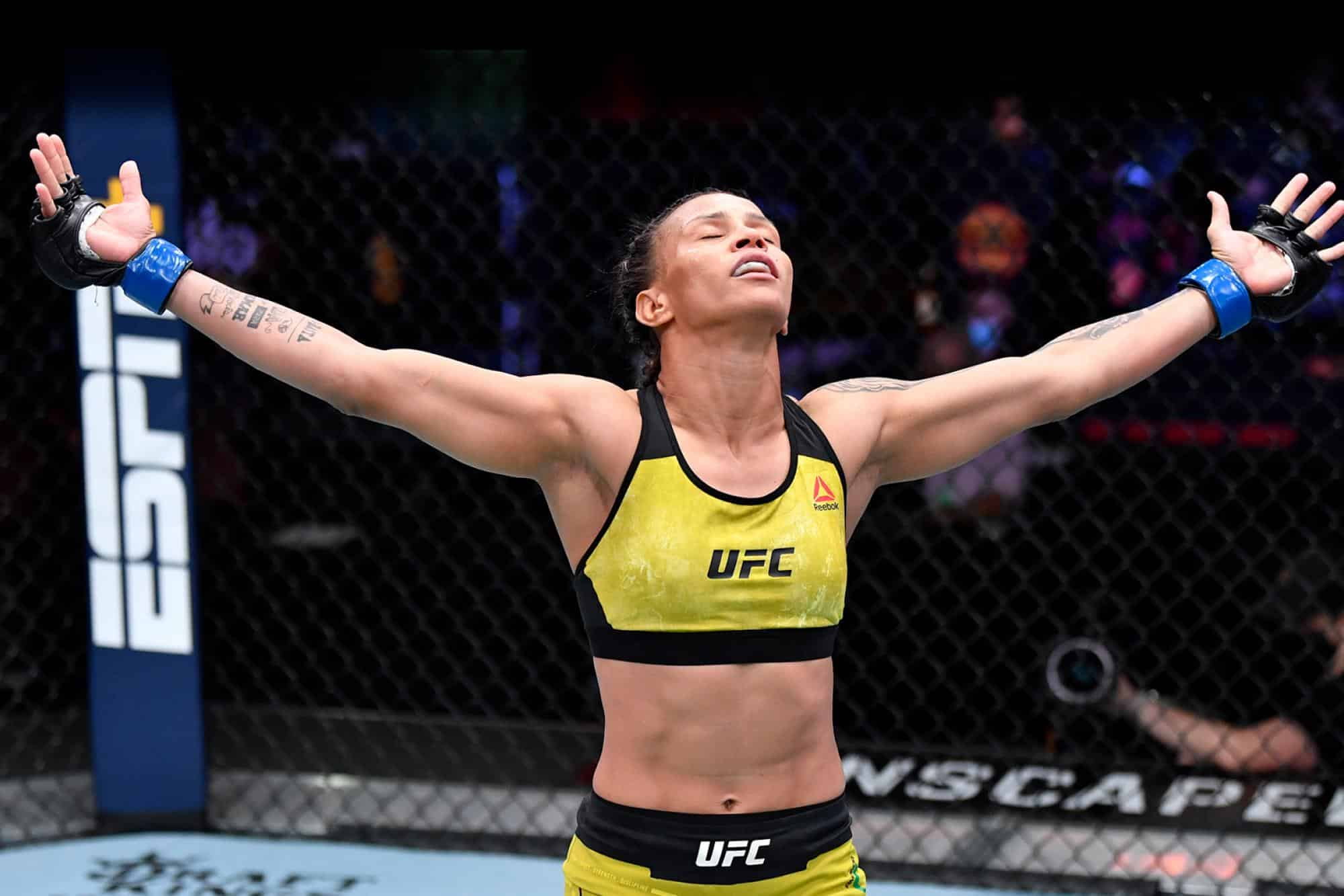 Amanda Lemos, quem é? História da lutadora de MMA