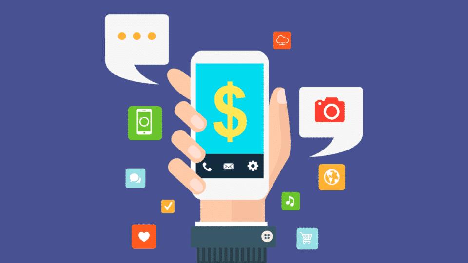 Aplicativos para ganhar dinheiro: opções para uma renda extra