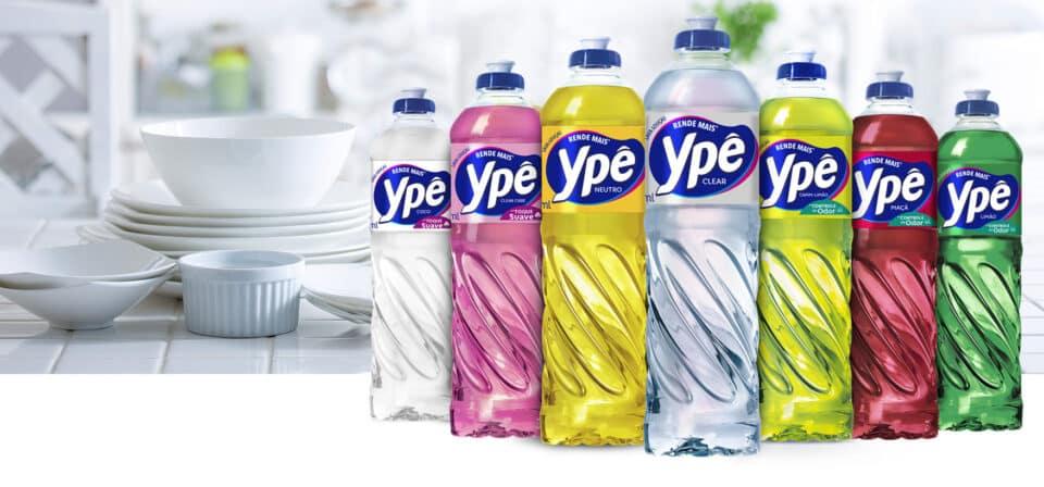 Cores do detergente: significado e função de cada um