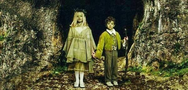 Crianças verdes de Woolpit: a história por trás da lenda