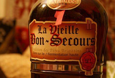 Fotografia da Cerveja Vieille Bon Secours para ilustração do item
