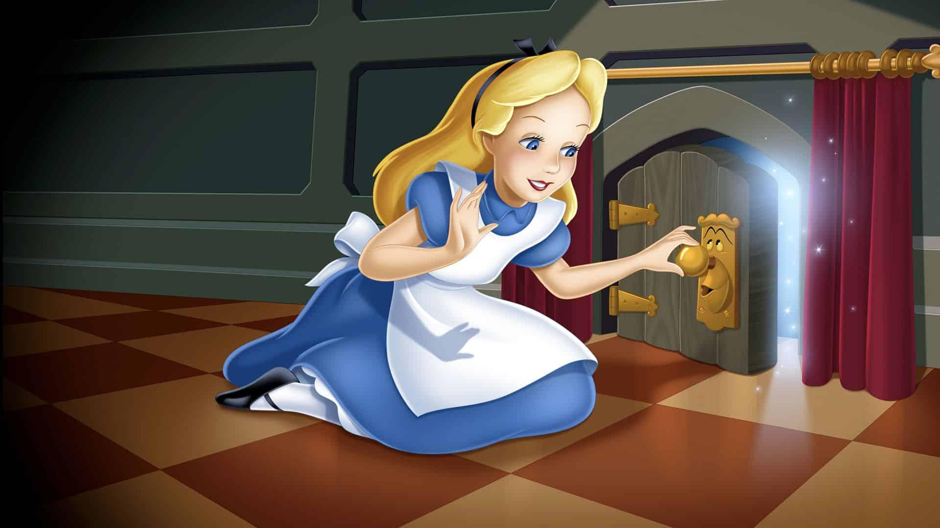 Personagens de Alice no País das Maravilhas: metáforas e significados