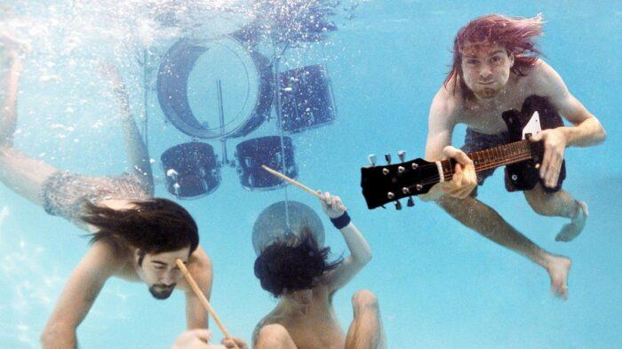 Bebê do Nirvana processa banda por exploração de imagem infantil imprópria